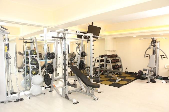 健身室租用
