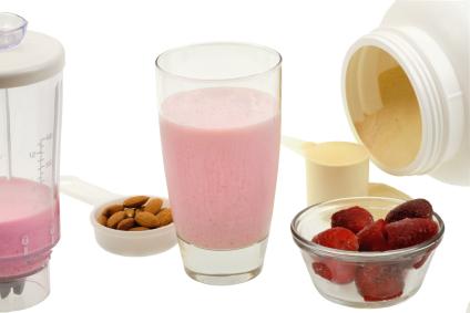 gym後營養補充品