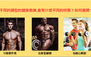 健身教練減肥