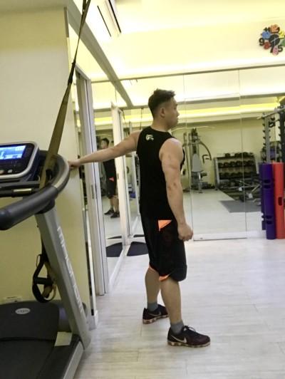 減手臂 Gym