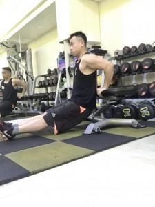臂力訓練方法