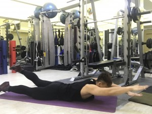 脊椎側彎運動治療