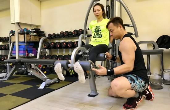 舒緩膝關節及蓋痛運動