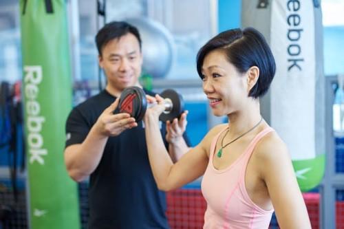 健身教練牌